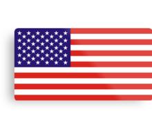 USA, national id Metal Print