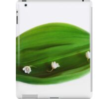 tiny lily iPad Case/Skin