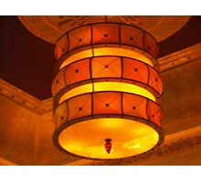 Grand Lux Ceiling  Photographic Print
