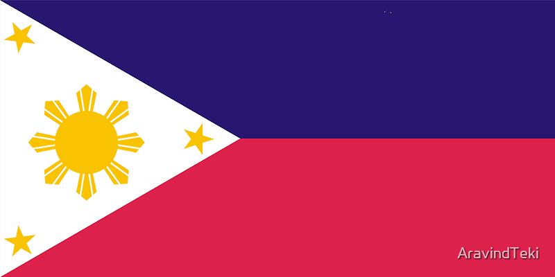 Philippines, national id by AravindTeki