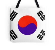 South Korea, national id Tote Bag