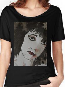 Punk girl Women's Relaxed Fit T-Shirt