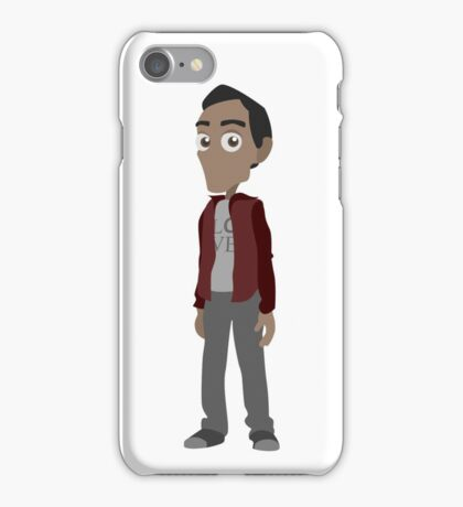 Abed's Uncontrollable Christmas - Abed iPhone Case/Skin