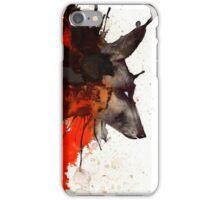 WOLF INK iPhone Case/Skin