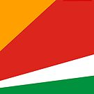 Seychelles, national id by AravindTeki