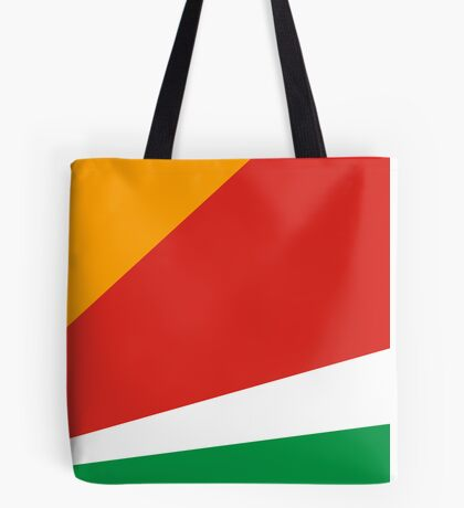 Seychelles, national id Tote Bag