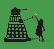 Dalek Stasis Theory Baby Tee