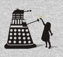 Dalek Stasis Theory Kids Clothes