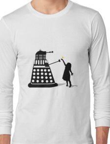 Dalek Stasis Theory Long Sleeve T-Shirt