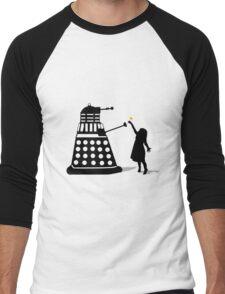 Dalek Stasis Theory Men's Baseball ¾ T-Shirt