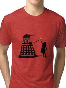 Dalek Stasis Theory Tri-blend T-Shirt