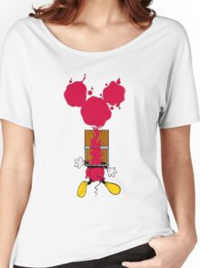 Mouse trap Women's Relaxed Fit T-Shirt