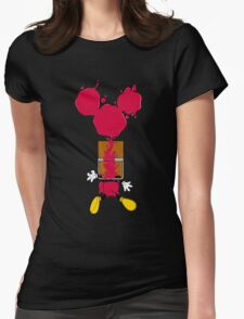 Mouse trap Womens Fitted T-Shirt