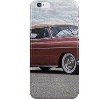 1950 Chevrolet Custom Convertible iPhone Case/Skin