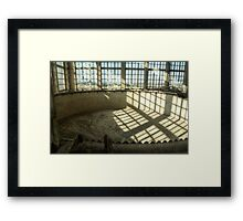 Unlimited possibilities Framed Print