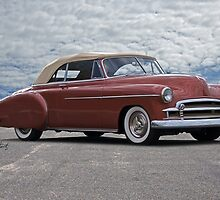 1950 Chevrolet Custom Convertible by DaveKoontz