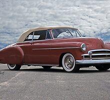 1950 Chevrolet Custom Convertible by DaveKoontz