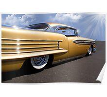 1958 Oldsmobile Poster