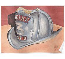 Rondo's Helmet Poster