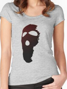 Criminal Concept 2   Five Women's Fitted Scoop T-Shirt