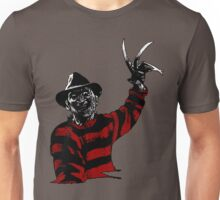 Here's Freddy Unisex T-Shirt