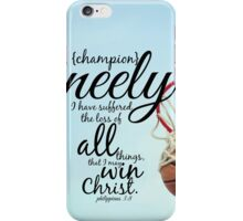 Neely iPhone Case/Skin