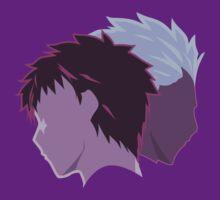 Shirou's Reflection - Dark by lrenaud