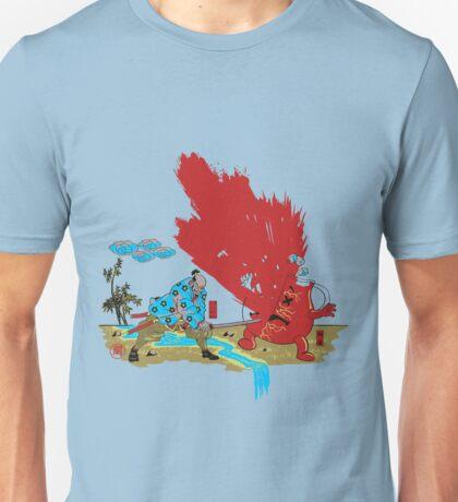 Koolest Samurai Ever! Unisex T-Shirt
