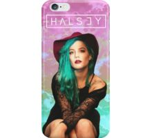 Halsey Clouds 2 iPhone Case/Skin