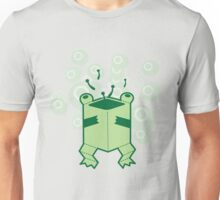 Happy box frog Unisex T-Shirt