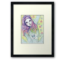 Another Bloody Mary Framed Print