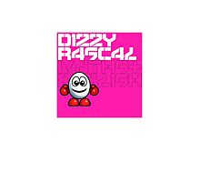 Dizzy The Egg Rascal Photographic Print