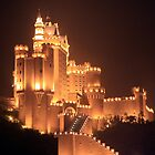 Dalian Castle by snoshuu