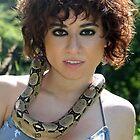 Snake Lady by AMArtistry