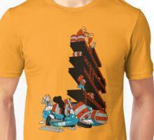 Barrels Of Kong Unisex T-Shirt