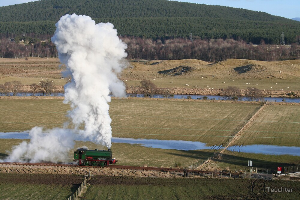 Steam Power by Teuchter