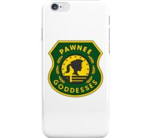 Pawnee Goddesses iPhone Case/Skin