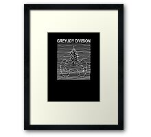 Greyjoy Division (Game of Thrones Shirt) Framed Print