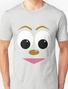 Cartoon Face 01 T-Shirt