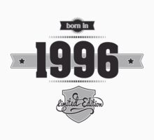 Born in 1996 Kids Clothes