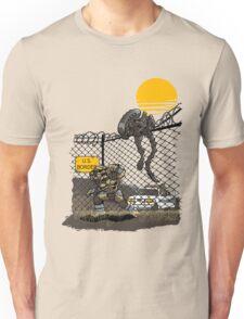 Illegal Aliens Unisex T-Shirt