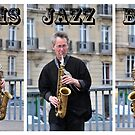 Paris Jazz Beat by ragman