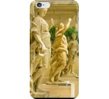 Louvre statues iPhone Case/Skin