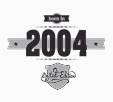 Born in 2004 Kids Clothes