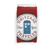 Doctor Who Converse Time Traveller Duvet Cover