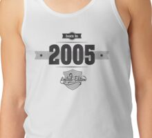 Born in 2005 Tank Top