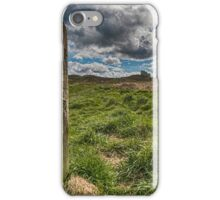 The Path to Norland Moor iPhone Case/Skin
