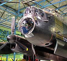 The Avro Lancaster - R.A.F. Museum Hendon by Colin J Williams Photography