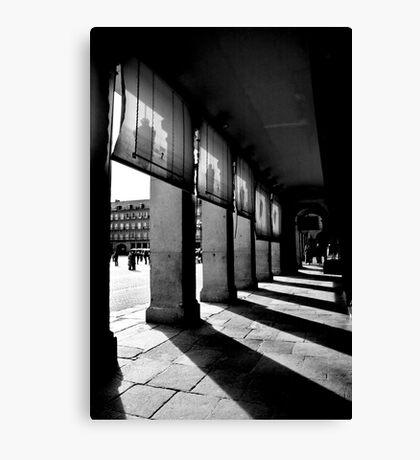 Plaza d'Espagna Canvas Print