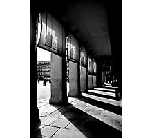 Plaza d'Espagna Photographic Print